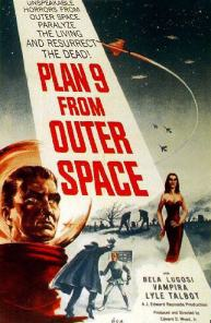 Carátula de Plan 9 from Outer Space