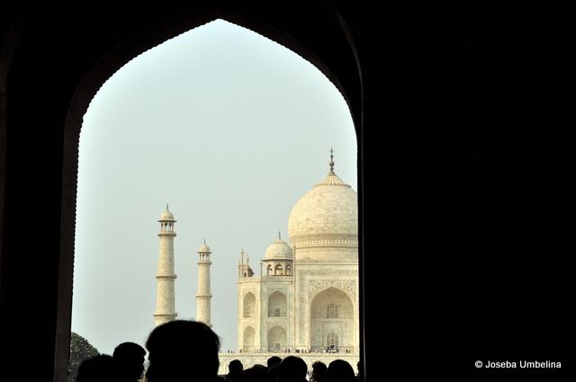 Agra - descubriendo el Taj Mahal