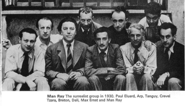 Grupo Surrealista 1930