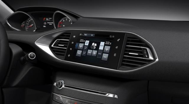 Peugeot 308 interior I