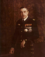Retrato de Emilio Herrera.