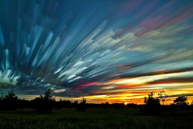 cielo de colores imposibles 9