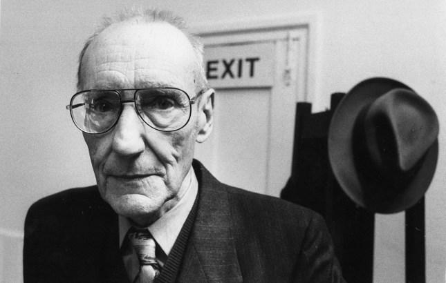 Elementos del universo mágico de William Burroughs -by john minihan