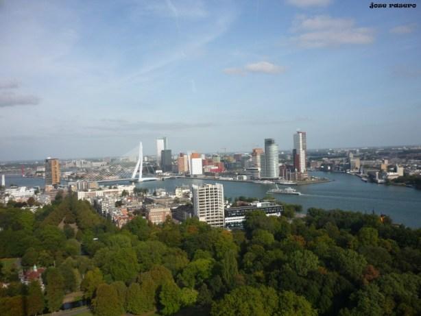 Rotterdam desde Euromast