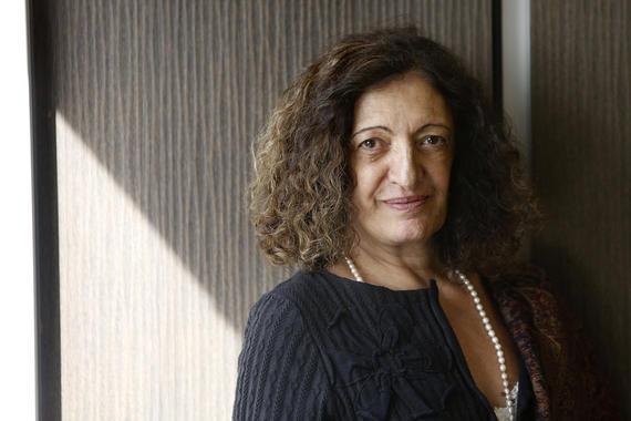 Ana Falú, coordinadora del Grupo de Género de ONU-Habitat. / Olmo Calvo