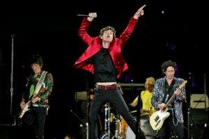 The Rolling Stones en concierto