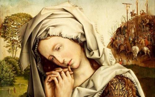 El luto de María Magdalena, 1504, Colijin de Coter