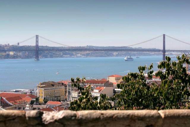 Lisboa. Puente 25 de Abril