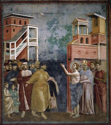 San francisco, Giotto,