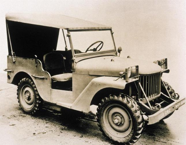 El Willys Quad fue un prototipo de Jeep producido por Willys-Overland en 1940 sobre la base del vehículo de la compañía American Bantam conocido como BRC (Bantam Reconnaissance Car). Finalmente el Ejército estadounidense eligió el diseño de Willys para producir el vehículo que sería conocido como Jeep. Foto: Jeep / Handout