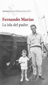 Padre e hijo en la portada del libro
