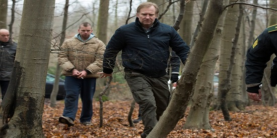 """Ulrich Thomsen y Nikolaj Lie Kaas, dos actores que repiten con Susanne Bier tras """"Hermanos""""."""