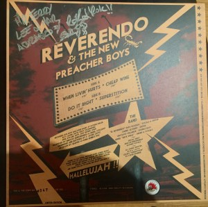 Reverendo & The New preacher boys