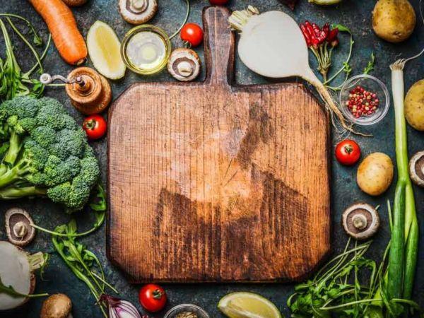 Dieta Vegana ingredientes