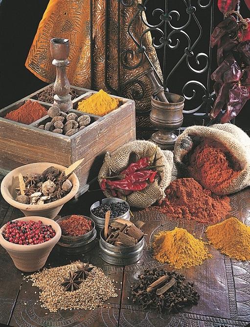 Especias de Tunez