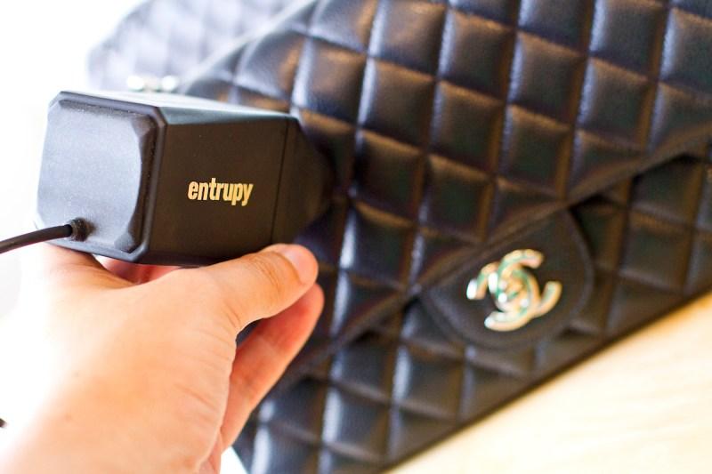 Entrupy Authentication