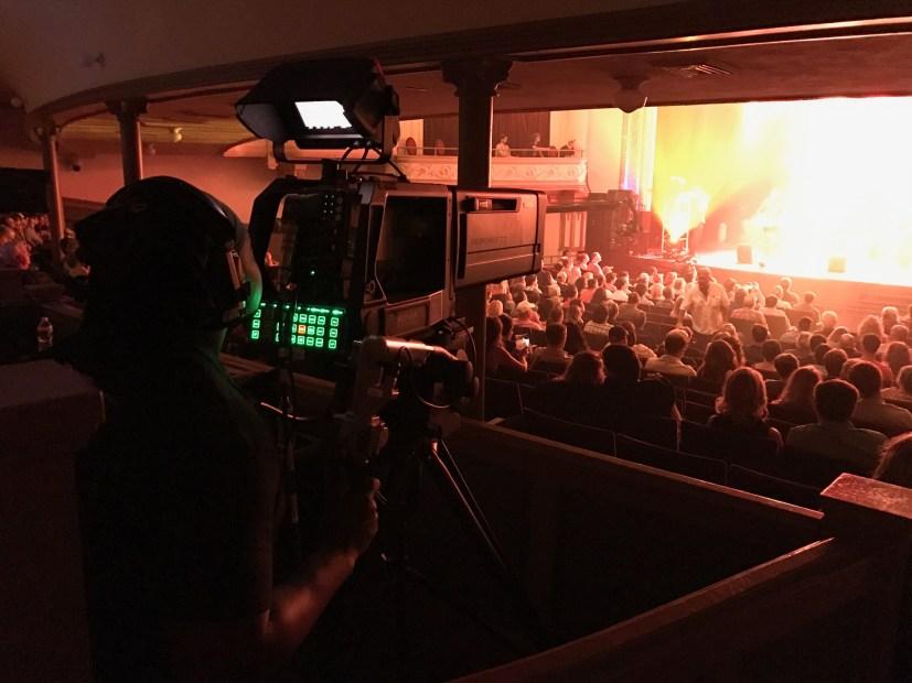 Camera Production Pic