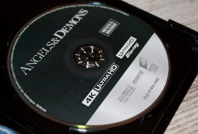 Angeles y Demonios 4K Ultra HD