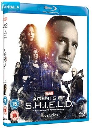 Agents of SHIELD Season 5 Blu-ray