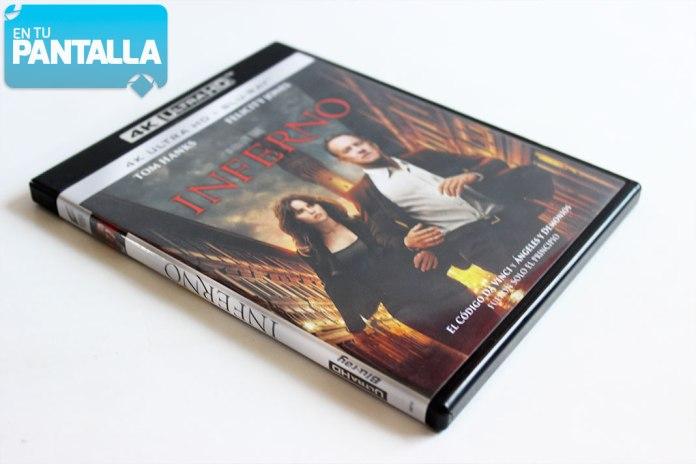 Inferno 4K Ultra HD