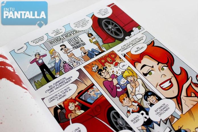 'Archie vs. Depredador' - Norma Editorial