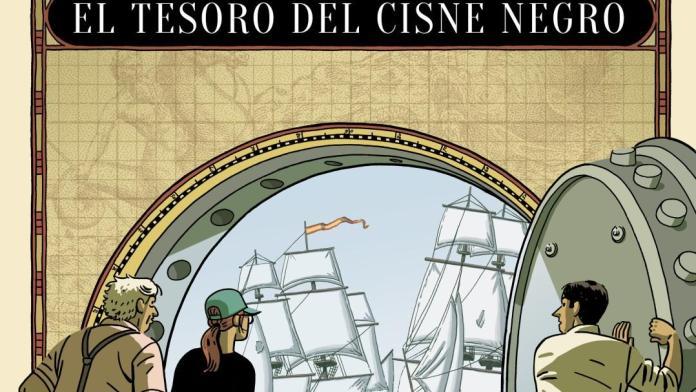 La primera serie de Alejandro Amenábar, 'El tesoro del Cisne Negro', llegará en 2021