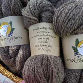 Small Blessings Farms' Wool