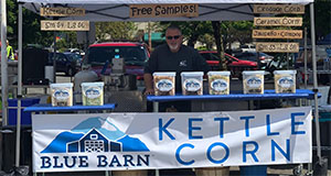 Blue Barn Kettle Corn