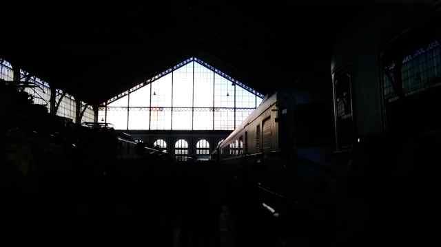 El museo del Ferrocarril celebra el segundo fin de semana de cada mes el mercado de motores, un mercadillo muy particular, para grandes y pequeños.