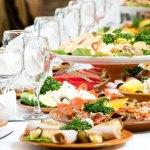 Catering para reunión familiar