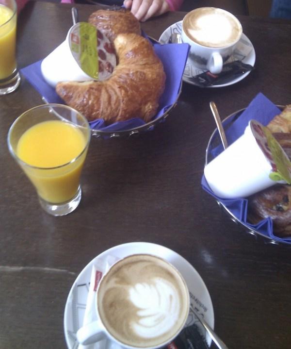desayuno bruselas
