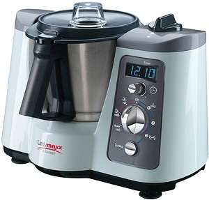 Robot de cocina alternativo a thermomix existe - Thermomix del lidl precio ...