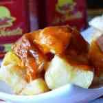 Patatas bravas como dios manda