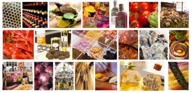 Productos gourmet