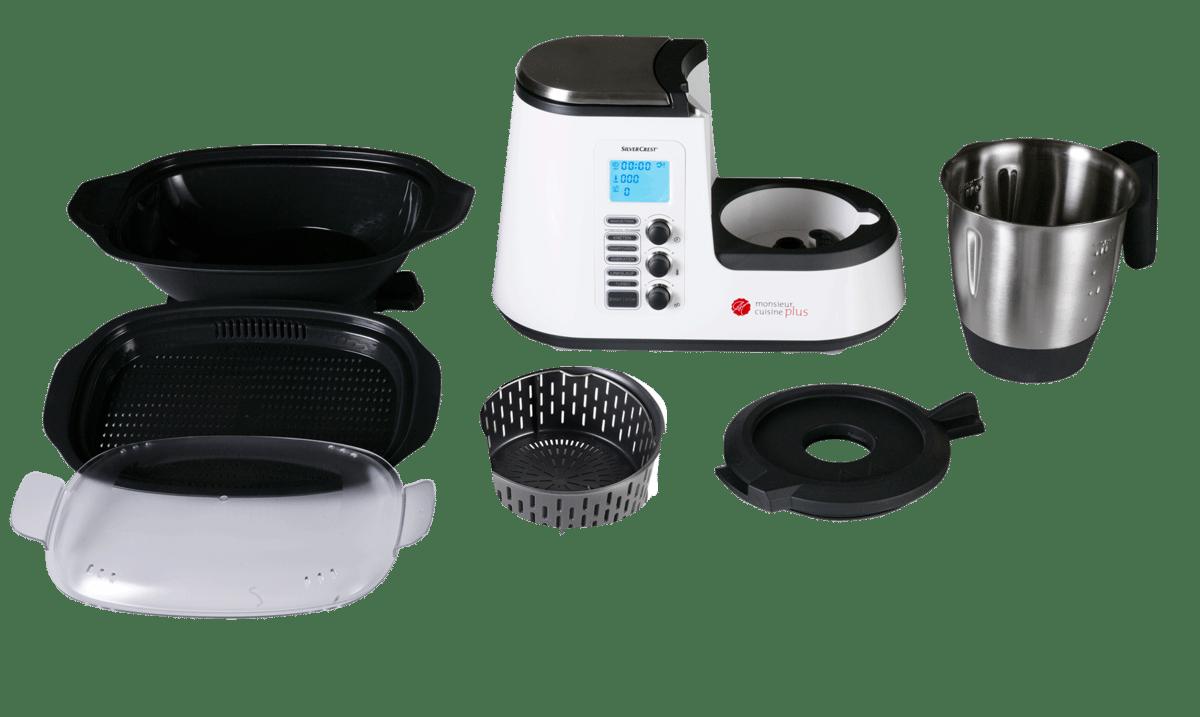Bonito robot de cocina mercedes im genes segundamano for Robot cocina lidl opiniones