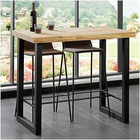 mesa de bar para la cocina