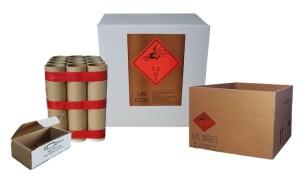 La alianza 360 integra un servicio de embalaje homologado para mercancías peligrosas a través de Alfilpack