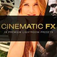 18 Cinematic Lightroom Presets