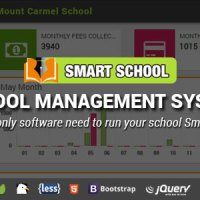 Smart School : School Management System