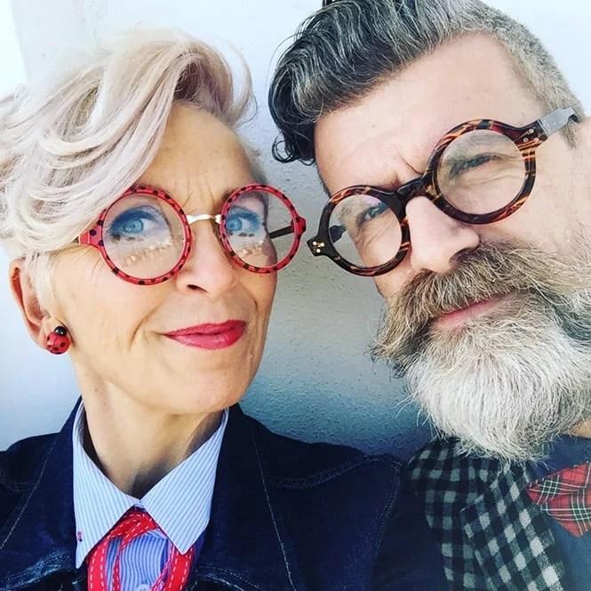 casais envelhecer com estilo