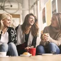 A MELHOR TERAPIA - TOMAR UM CAFÉ COM AMIGOS