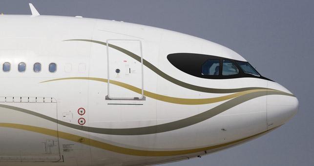 External Aircraft Livery Envergure Designaero