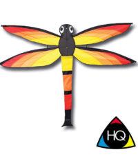 cerf volant libellule