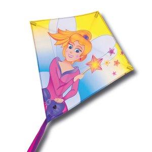 cerf volant princesse