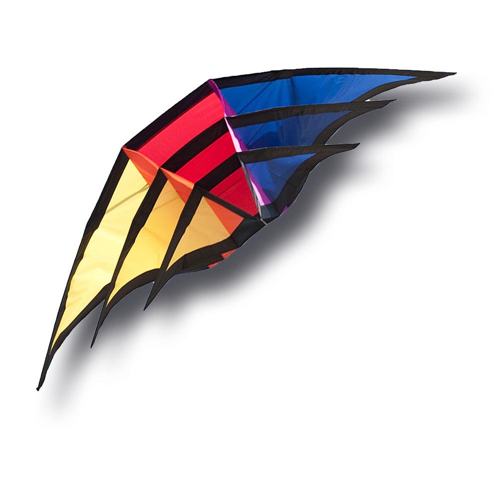 cerf volant triangle