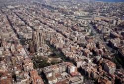barcelona plan cerda vista aerea
