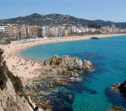 playas lloret de mar
