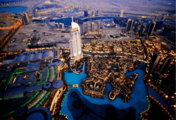 Dubái símbolo de la modernidad en Asia