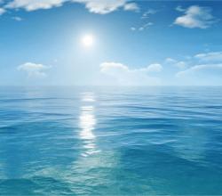perdidos en el mar