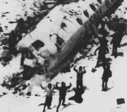 Expedición al sitio de la tragedia uruguaya de los Andes